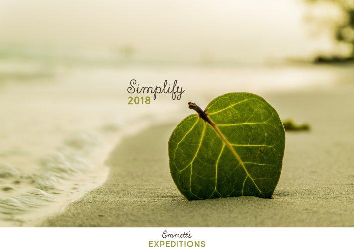 Simplify my One Little Word