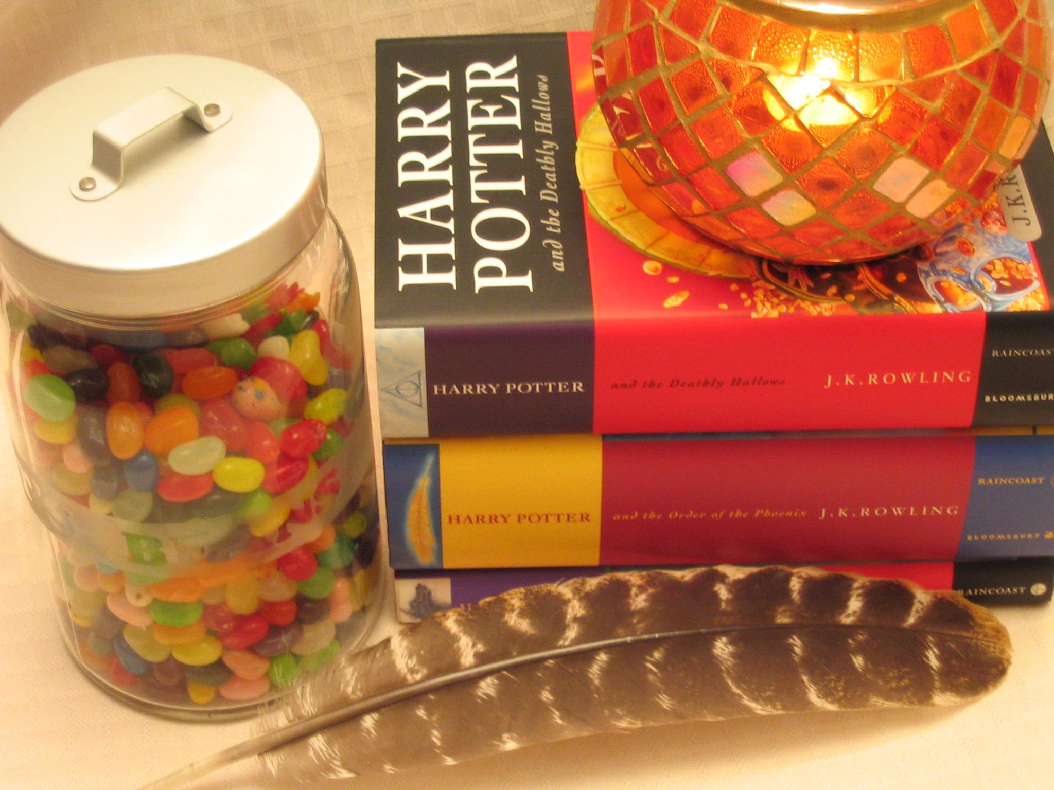 Harry Potter Homeschool Challenge
