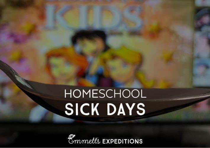 homeschool sick days
