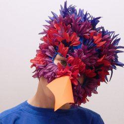 Parrot Mask DIY | Homeschool…