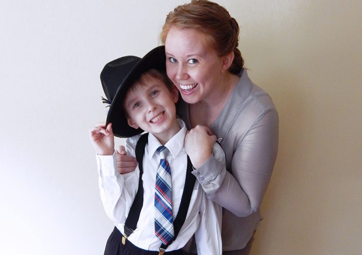 A Dapper Adorable Day | Homeschool Spirit…